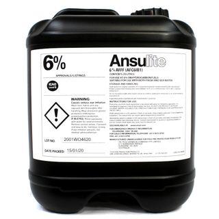 Ansulite AFFF 6%ATC  C6 - PAIL