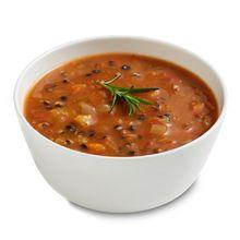 Mediterranean Vegetable & Black Barley Soup