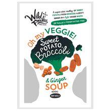 Sweet Potato Broccoli & Ginger Soup x 6