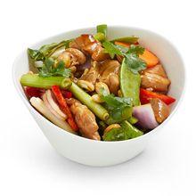 Chicken, Cashew & Snow Pea Stir Fry