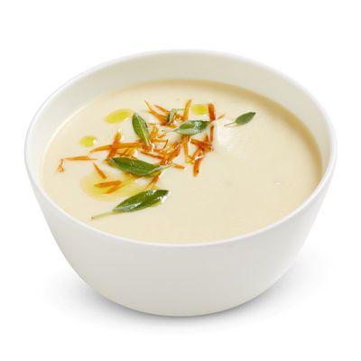 Cauliflower, Parsnip & Dijon Soup
