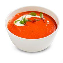 Tomato Beetroot & Feta Soup