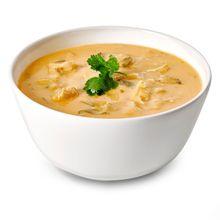 Thai Creamy Chicken Soup
