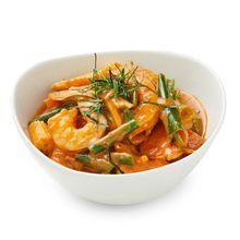 Red Thai Prawn & Coconut Curry