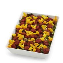 Beetroot Falafel, Pickled Cauliflower & Lentil x 1