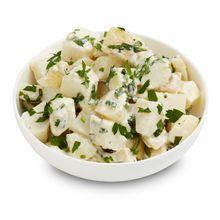 Potato w Sour Cream-Herbs