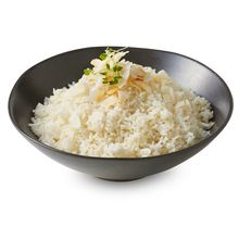 Coconut Rice, cooked