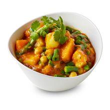 Potato & Pumpkin Curry