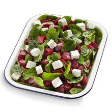 Beetroot, Spinach & Feta