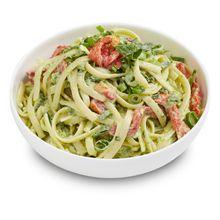 Fettuccini Basil Mayo