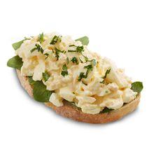 Smashed Egg & Mayo
