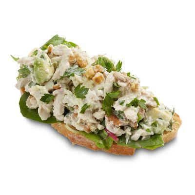 Shredded Chicken, Avocado, Walnut & Mayo