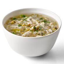 Arabian Chicken Freekah Soup