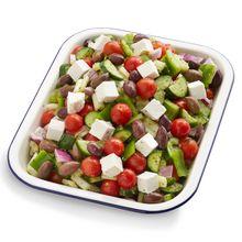 Greek Salad dry