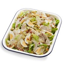 Classic Poached Chicken Caesar Dry
