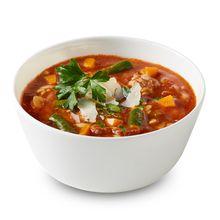 Chorizo Minestrone Soup