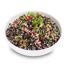 Black Rice w Coconut & Cranberry
