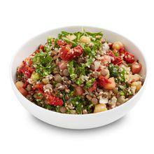 Lentil, Quinoa & Kale