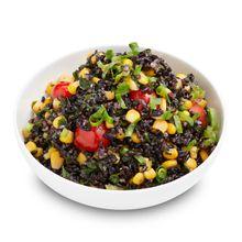 Black Rice with Corn & Coriander