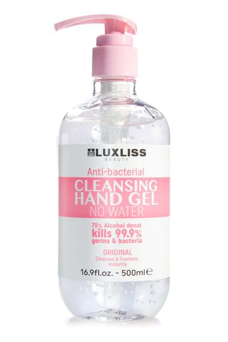 LUXLISS CLEANSING HAND GEL 500ML