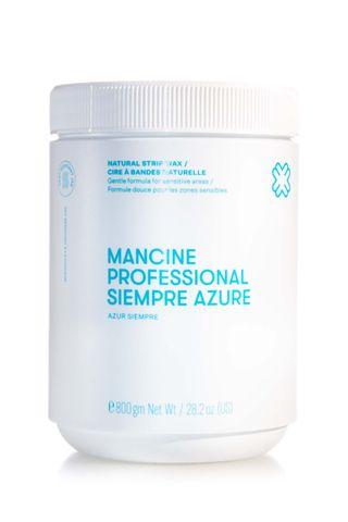 MANCINE SIEMPRE AZURE STRIP WAX 800G
