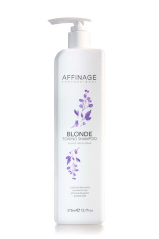 AFFINAGE BLONDE TONING SHAMPOO 375ML