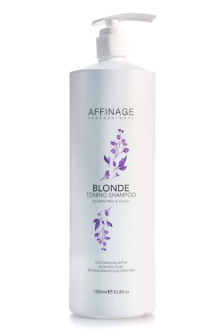 AFFINAGE BLONDE TONING SHAMPOO 1L