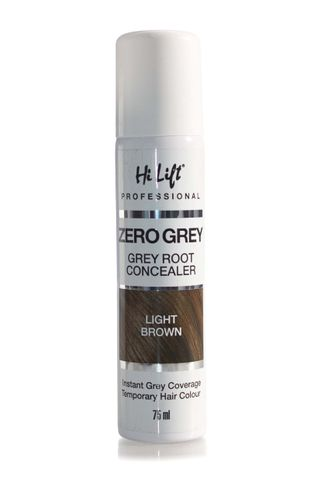 HI LIFT ZERO GREY ROOT CONCEAL LT BROWN