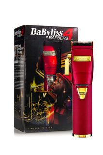 BABYLISS RED FX LITHIUM CLIPPER