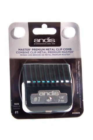 ANDIS METAL CLIP COMB ATTACH #1 (3MM)