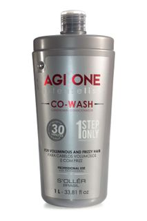 AGI ONE CO-WASH VOL/FRIZZY NORMAL 1L