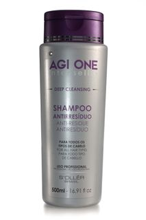AGI ONE DEEP CLEANSING SHAMPOO 500ML