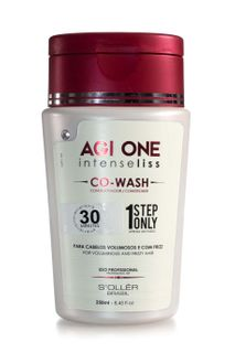 AGI ONE CO-WASH VOL/FRIZZY NORMAL 250ML