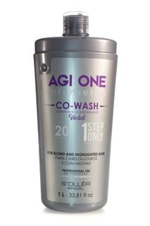AGI ONE CO-WASH VIOLET 1L