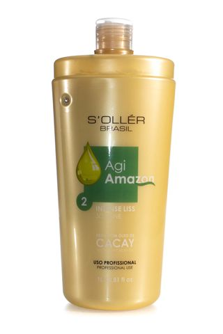 AGI AMAZON INTENSE LISS 3D SHINE 1L