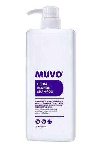 MUVO ULTRA BLONDE SHAMPOO 1L