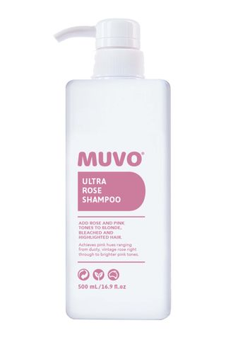 MUVO ULTRA ROSE SHAMPOO 500ML