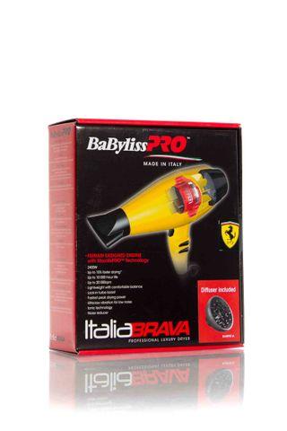 BABYLISS PRO ITALIA BRAVA DRYER BLK