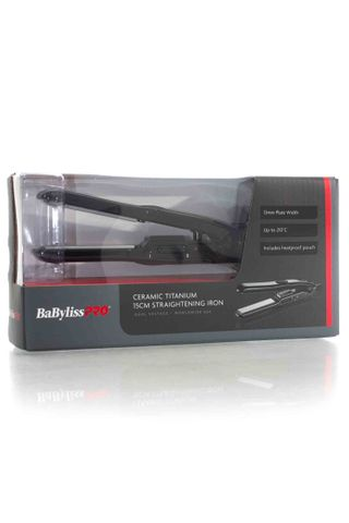 BABYLISS MIGHTY MINI STRAIGHTENER BLACK