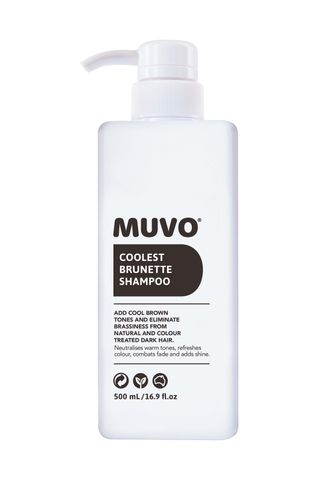 MUVO COOLEST BRUNETTE SHAMPOO 500ML