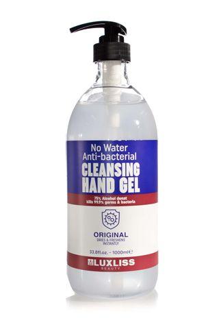 LUXLISS CLEANSING HAND GEL 1L