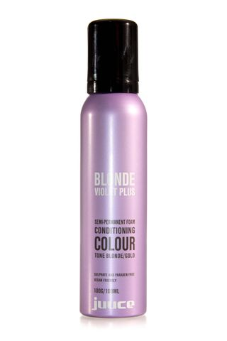 JUUCE BLONDE VIOLET PLUS SEMI MOUSSE