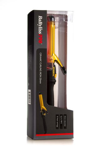 BABYLISS CERAMIC CURLING IRON 25MM