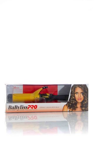 BABYLISS CERAMIC CURLING IRON 38MM