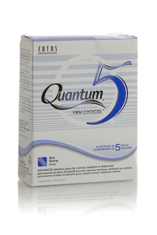 QUANTUM PERM 5 BLUE FIRM CHOICE ALKALINE