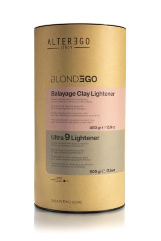 ALTER EGO BLONDEGO CLAY/ULTRA 9 KIT