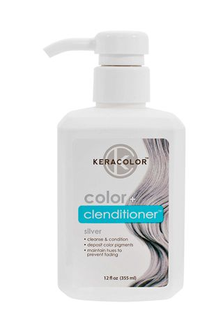 KERACOLOR COLOR+ CLEND 355ML SILVER