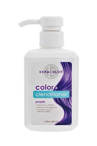 KERACOLOR COLOR+ CLEND 355ML PURPLE