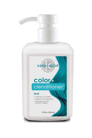 KERACOLOR COLOR+ CLEND 355ML TEAL