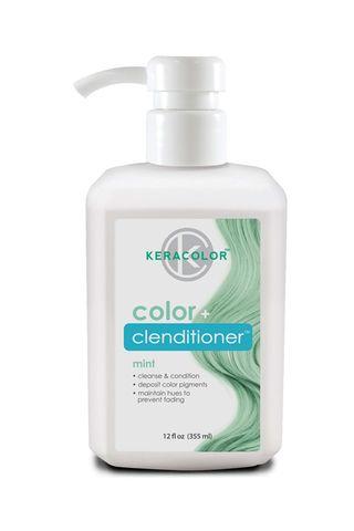 KERACOLOR COLOR+ CLEND 355ML MINT